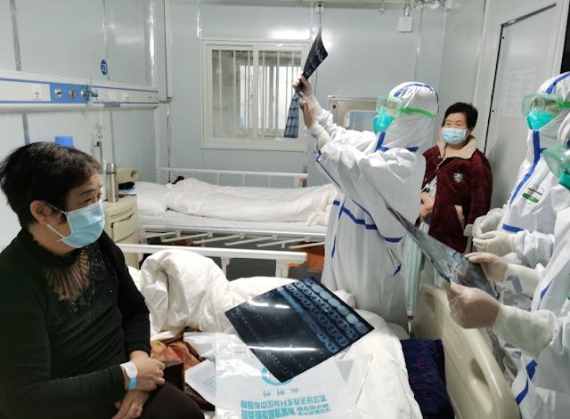 Больница Лэйшеншань