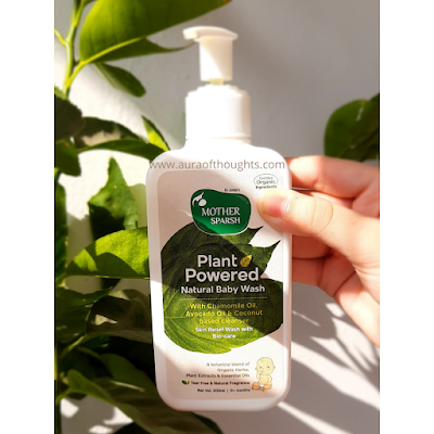 MotherSparsh plant based products - meenalSonal