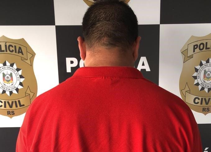 Polícia gaúcha prende foragido em Viamão