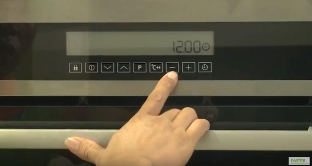 Lò nướng FS – 600G Selfclean