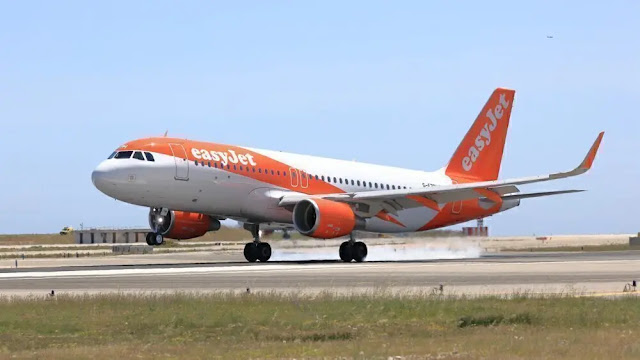2. EasyJet Airlines in Europe