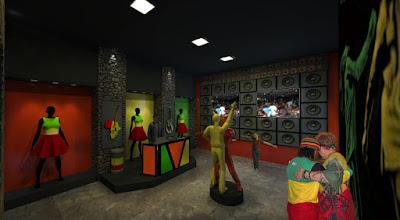 Museu do Reggae do Maranhão