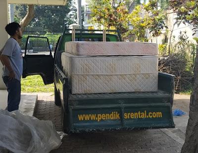 Carter Mobil Pick Up Jember Surabaya