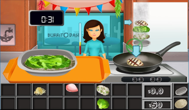 Download Source Code Android Game 3D Cooking Versi 1.0 For SOftware Eclipse