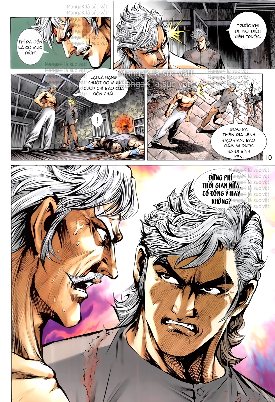 Tân Tác Long Hổ Môn Chap 824 page 10 - Truyentranhaz.net