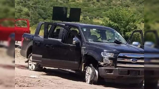 """La Emboscada """"perfecta"""" a Estatales en Durango, deja un saldo de seis elementos muertos y solo  2 Sicarios abatidos"""