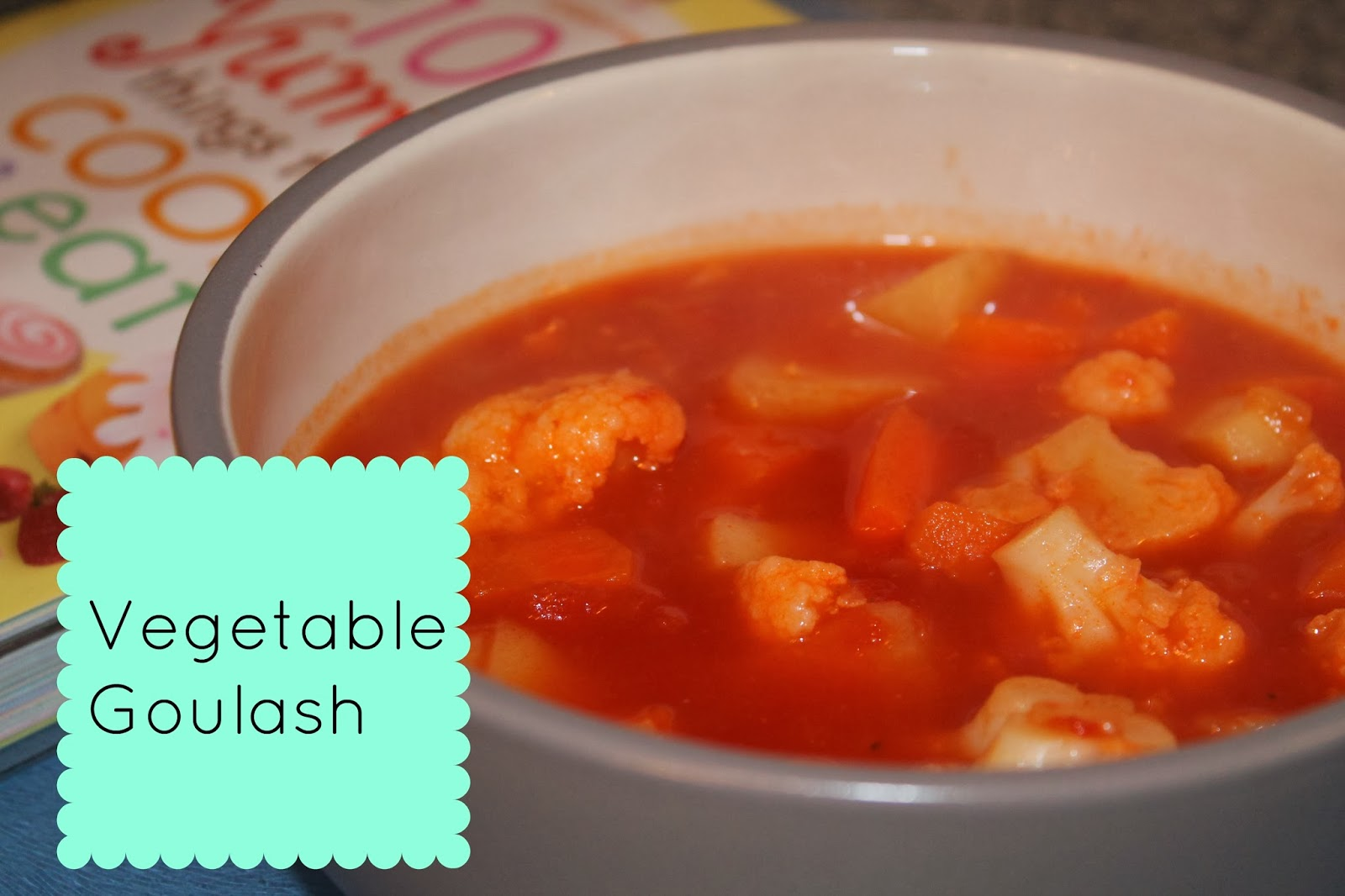 Vegetable Goulash Recipe Easy