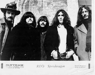 "johnkatsmc5: REO Speedwagon ""R E O  Speedwagon"" 1971 debut album"