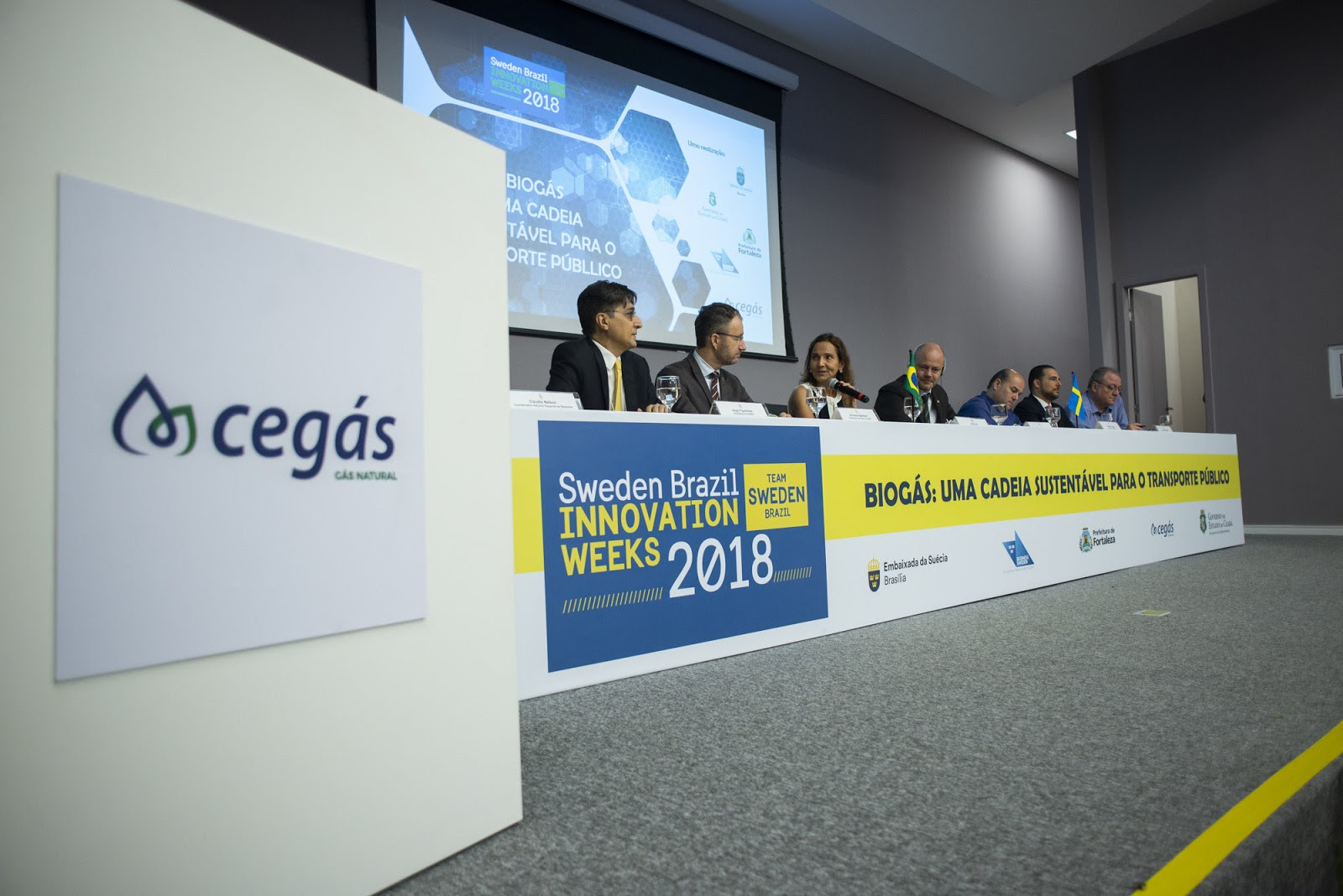 Governo do Ceará discute a utilização do biogás no transporte ... f1200815870