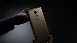 Tecno Phones With Fingerprint and Iris Scanner Technology
