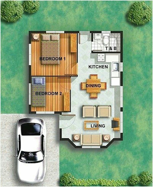small house plans with photos