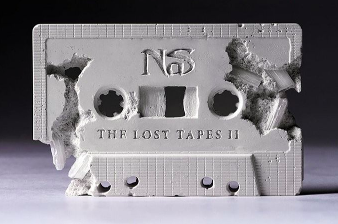 Album Stream: Nas - The Lost Tapes 2