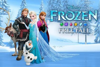 Frozen Free Fall v4.0.1 Mod Apk (Unlimited Lives)