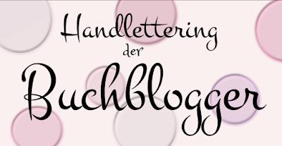 Handlettering der Buchblogger - Lettere einen Buchtitel und verstecke ein paar bunte Ostereier in deinem Bild