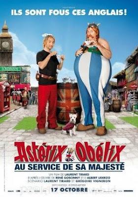 Sinopsis film Asterix & Obelix: God Save Brittania (2012)