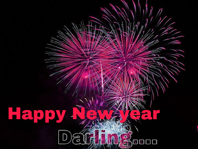 Happy New Year Greetings 2020  for girlfriend free Download