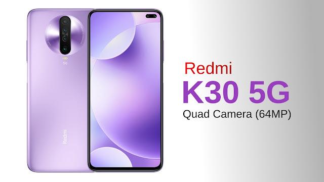 Spesifikasi Redmi K30 5G