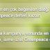 Bir Dilek Tut, Greenpeace'den Defter Kazan