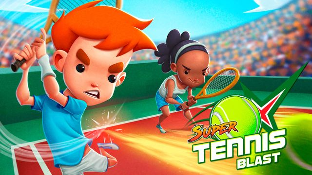 Super Tennis Blast v1.4 NSP XCI For Nintendo Switch