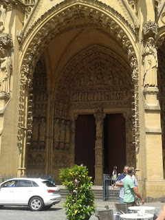 Saint Etienne Metz