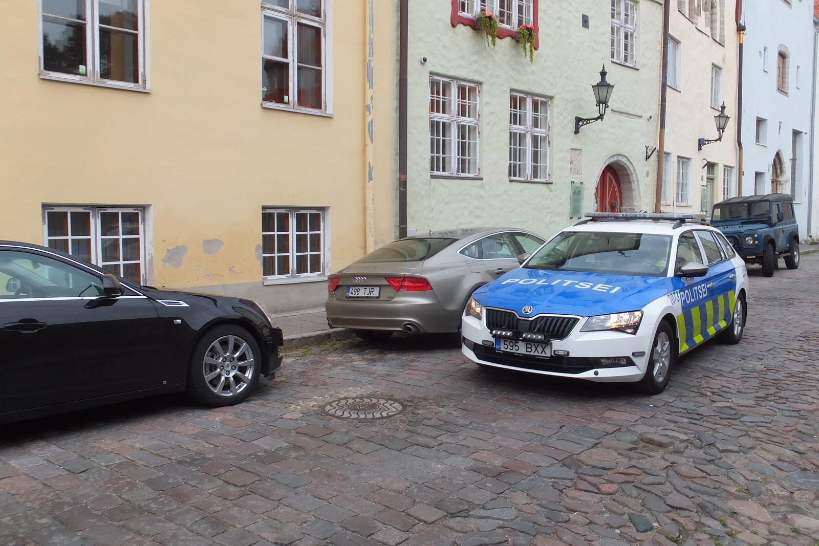 Estonia police