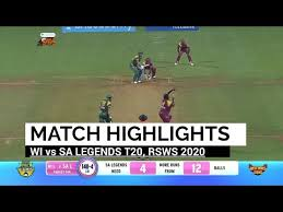 WIL vs SAL, 4th match highlights, RSWS T20 2020