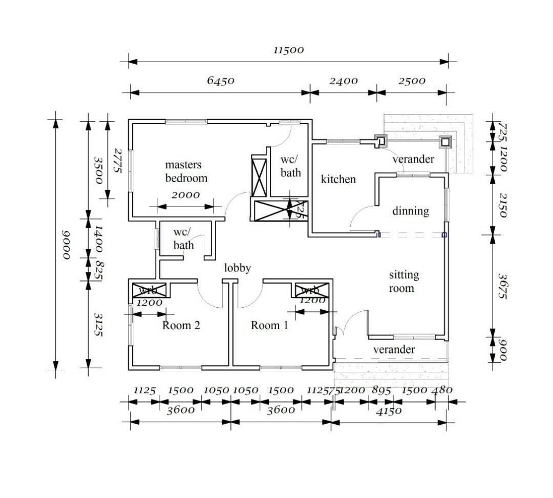 Complete Guide Sand Filling Calculation For 3 Bedroom Flat