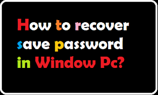 how to hack or recover the save password @myteachworld.com