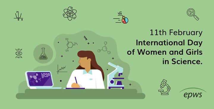 International Day of Women and Girls in Science Wishes Beautiful Image