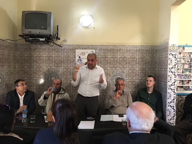 فؤاد القادري يترأس أشغال المؤتمر الاقليمي لحزب الاستقلال بإقليم سطات