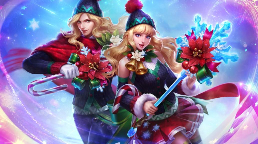 Mobile Legends Couple Ships Eru Gaming