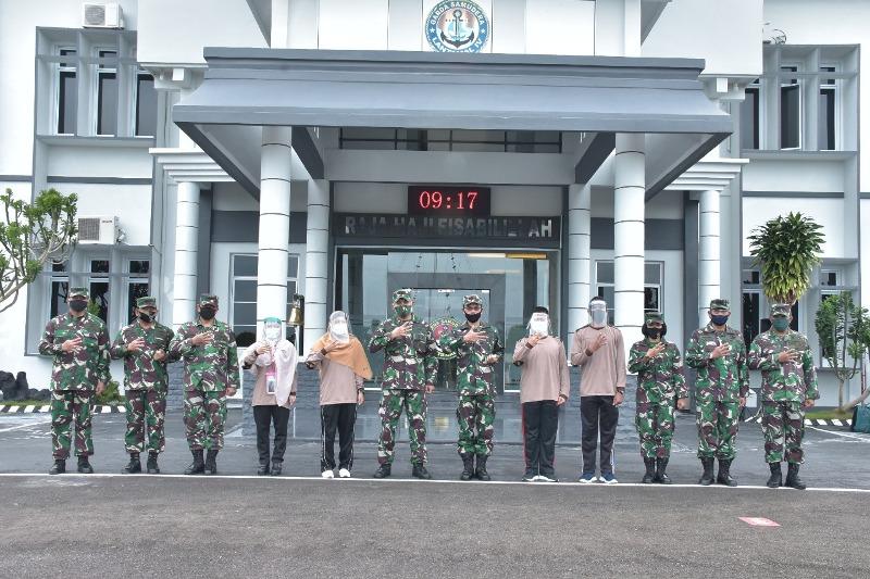 4 Calon Perwira PK Tani Panda Kepri Ikuti Seleksi Tingkat Pusat