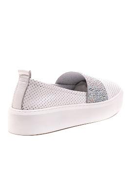 taşlı bayan babet ayakkabı