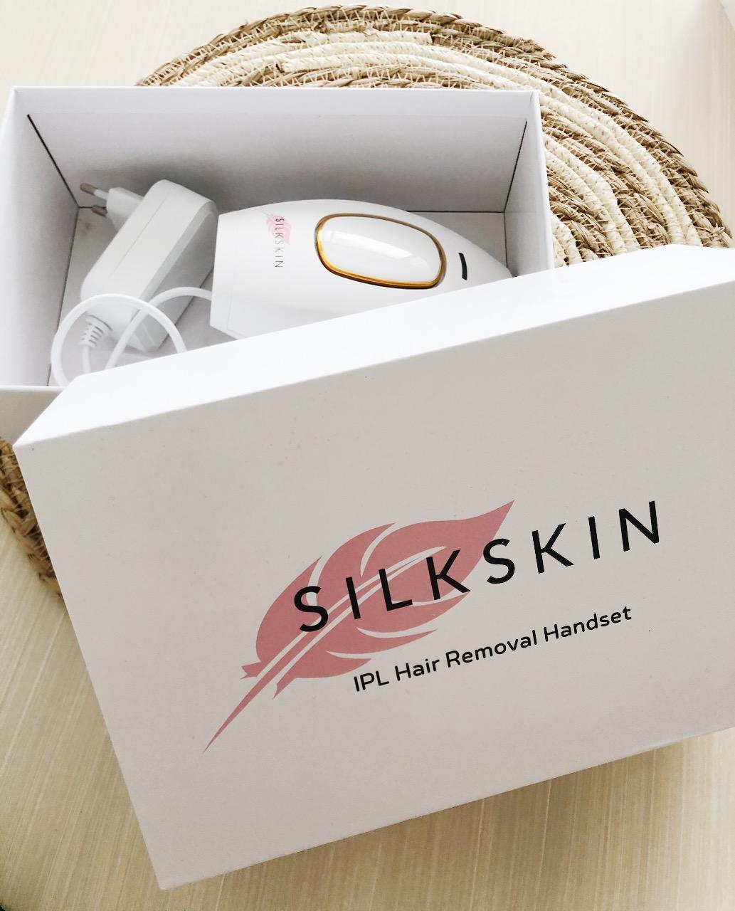 week foto's Silkskin IPL