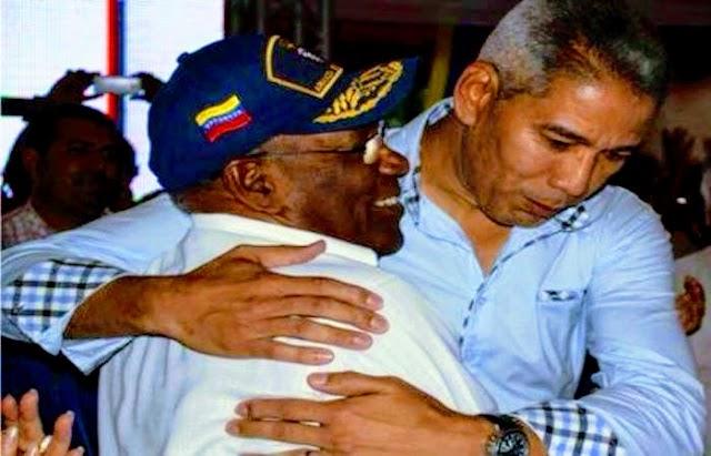 """""""¡Cobardes y traidores!"""" exclaman en Venezuela oficialistas del estado Anzoátegui"""
