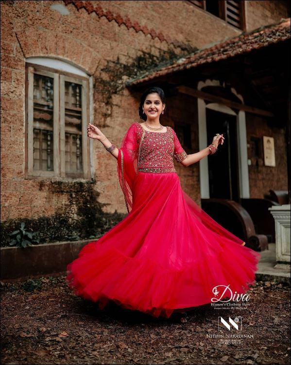 Actress Anaswara Rajan Photoshoot