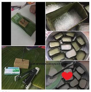 Resepi Kuih Limas Tradisional Sukatan Cawan