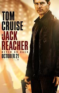 Jack Reacher: Never Go Back Poster