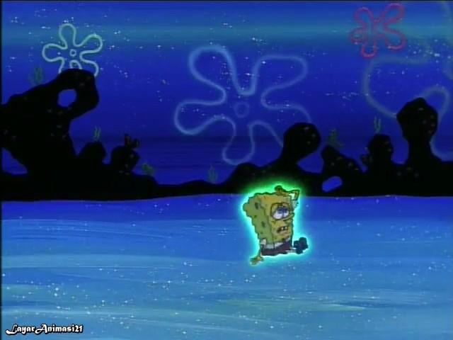 SpongeBob Season 1 Episode 15A - Sleepy Time SD 480p Dub Indo