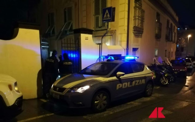 Police discover heroin laboratory in Verona, two Albanians are arrested