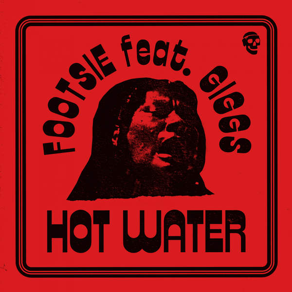 Footsie - Hot Water (feat. Giggs) - Single Cover