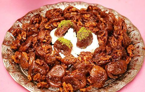 nursel ile ramazan sofrası tatlılar