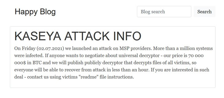 A Modest Proposal About Ransomware
