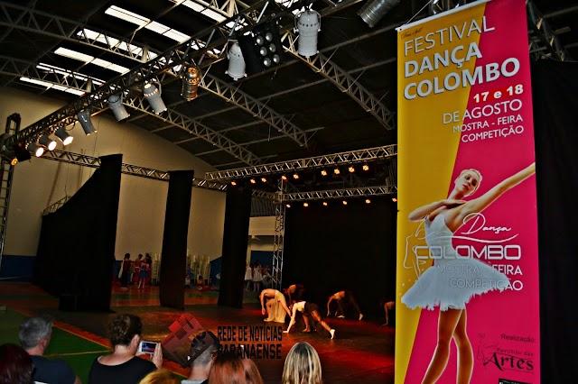 3º Dança Colombo traz dançarinos de todos os cantos do Paraná para Colombo