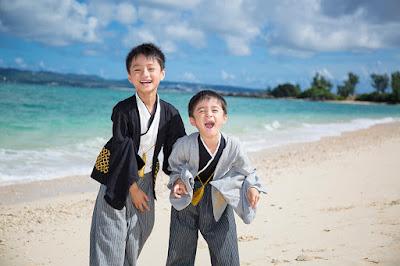 沖縄 七五三 出張撮影