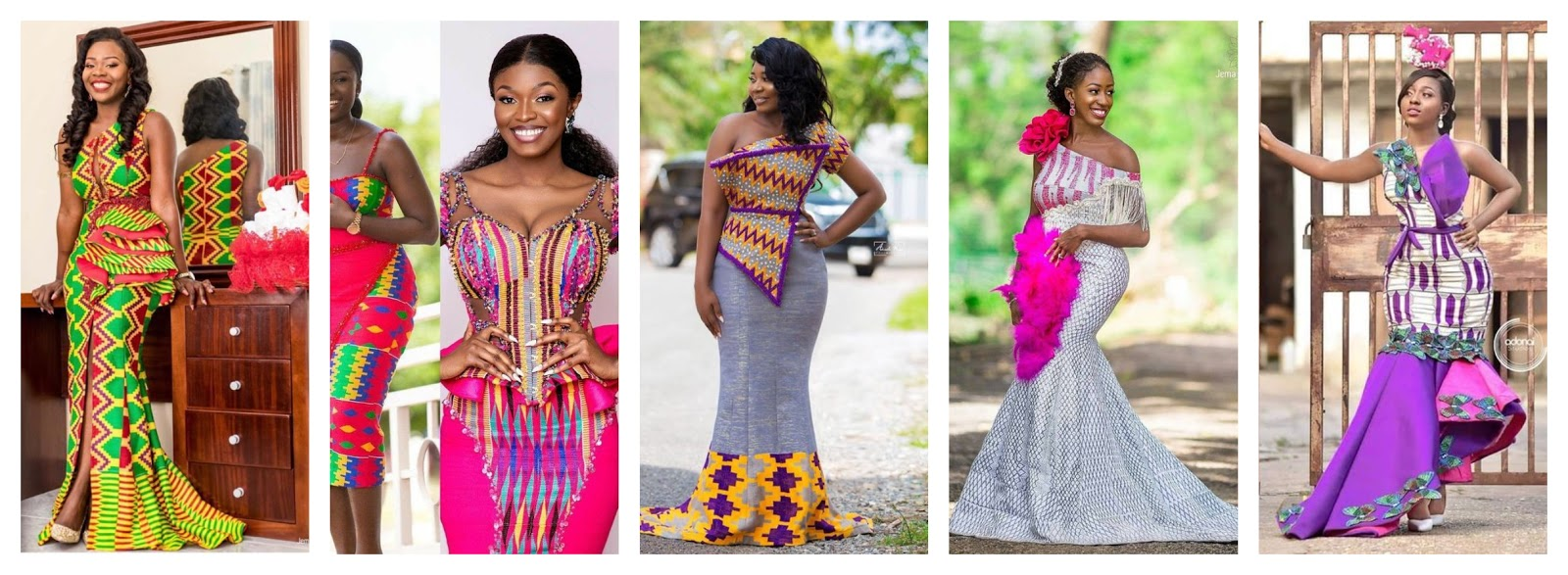 20 Best Ghanaian Kente Styles On The Internet 2019 | Ginna Online ...