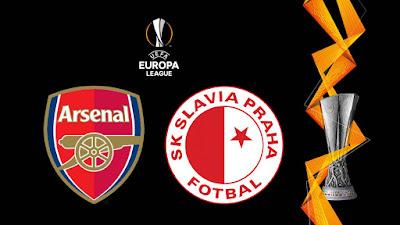 مشاهدة مباراة ارسنال ضد سلافيا براغ 08-04-2021 بث مباشر في الدوري الاوروبي