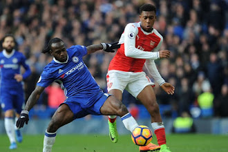 Iwobi, Moses are Super Eagles' most deadly players - Amuneke