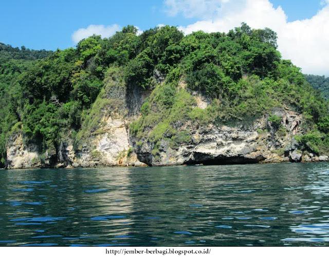 nusa barong pulau penuh misteri