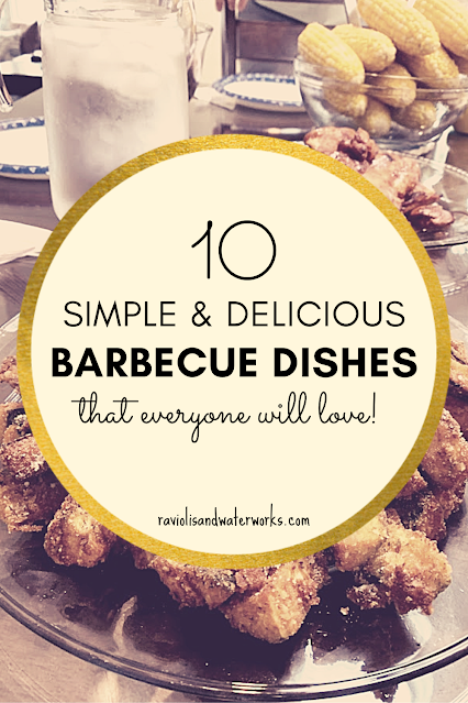 unique bbq backyard cookout ideas and recipes